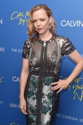 """Emily Bergl – """"Call Me By Your Name"""" Screening in New York"""