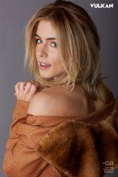 Emily Bett Rickards - Vulkan December 2017 Photoshoot
