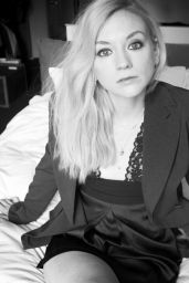 Emily Kinney Photoshoot - October 2017