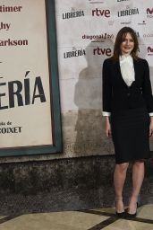 """Emily Mortimer - """"The Bookshop"""" Photocall in Madrid"""