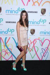 Emily Ratajkowski – 2017 The Hawn Foundation Gala in Los Angeles