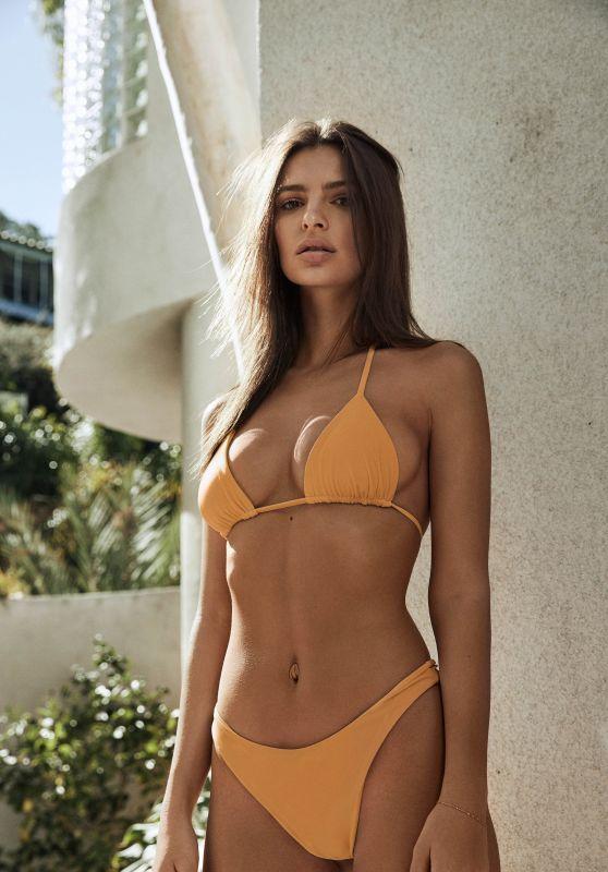 Emily Ratajkowski Bikini Photos - Inamorata Swim 2017