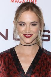 Emily Wickersham - TV Guide Magazine Cover Party in Studio City 11/06/2017