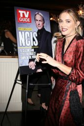 Emily Wickersham - TV Guide Magazine Cover Party in Studio City 11/06/2017