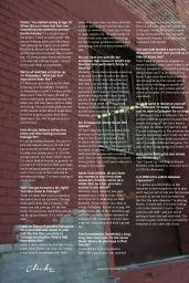 Emma Kenney - Cliche Magazine October/November 2017 Issue