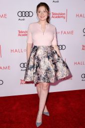 Emma Kenney – Television Academy Hall of Fame Ceremony in North Hollywood 11/15/2017
