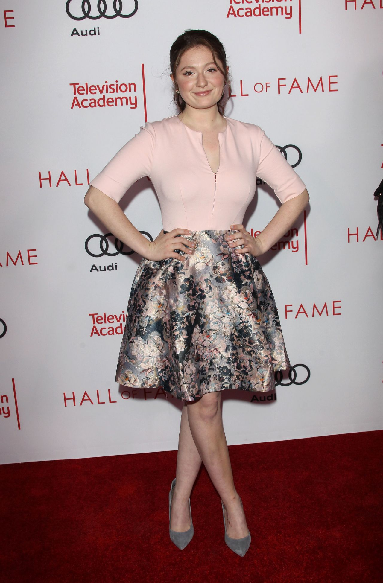 Emma Kenney – Television Academy Hall of Fame Ceremony in ... Emma Kenney 2019