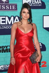 Emma Miller – MTV Europe Music Awards 2017 in London