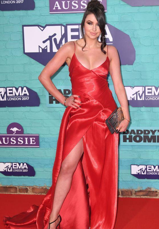 Emma Miller – MTV Europe Music Awards 2017 in London