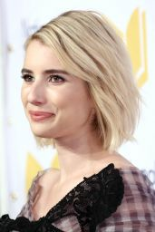 Emma Roberts - National Book Awards 2017 in New York