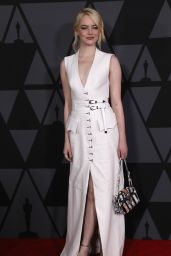 Emma Stone – Governors Awards 2017 in Hollywood