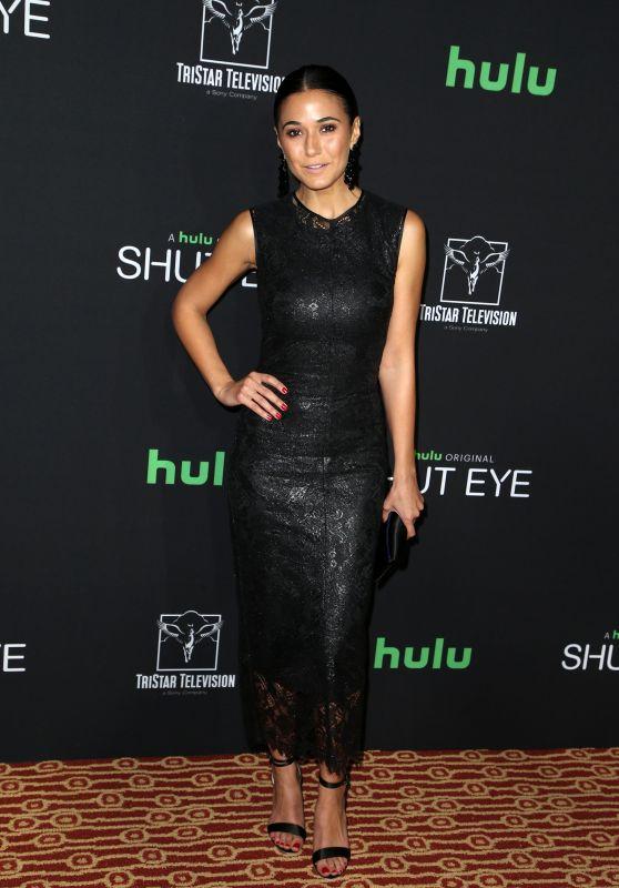 "Emmanuelle Chriqui - ""Shut Eye"" TV Show Premiere in Los Angeles"