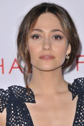 Emmy Rossum - Television Academy Hall of Fame Ceremony in North Hollywood 11/15/2017