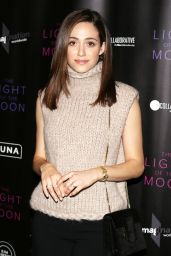 """Emmy Rossum - """"The Light of the Moon"""" Special Screening in LA"""