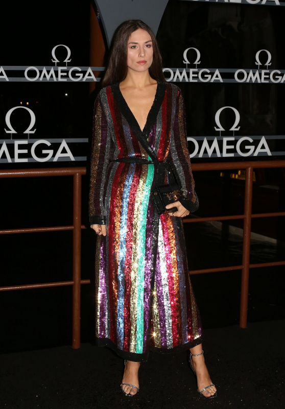 Erika Boldrin – Omega Gala Evening at Palazzo Pisani Moretta in Venice, Italy