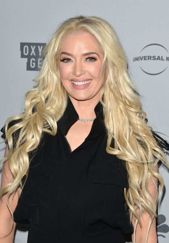 Erika Jayne – NBCUniversal Holiday Kick Off Event in LA 11/13/2017