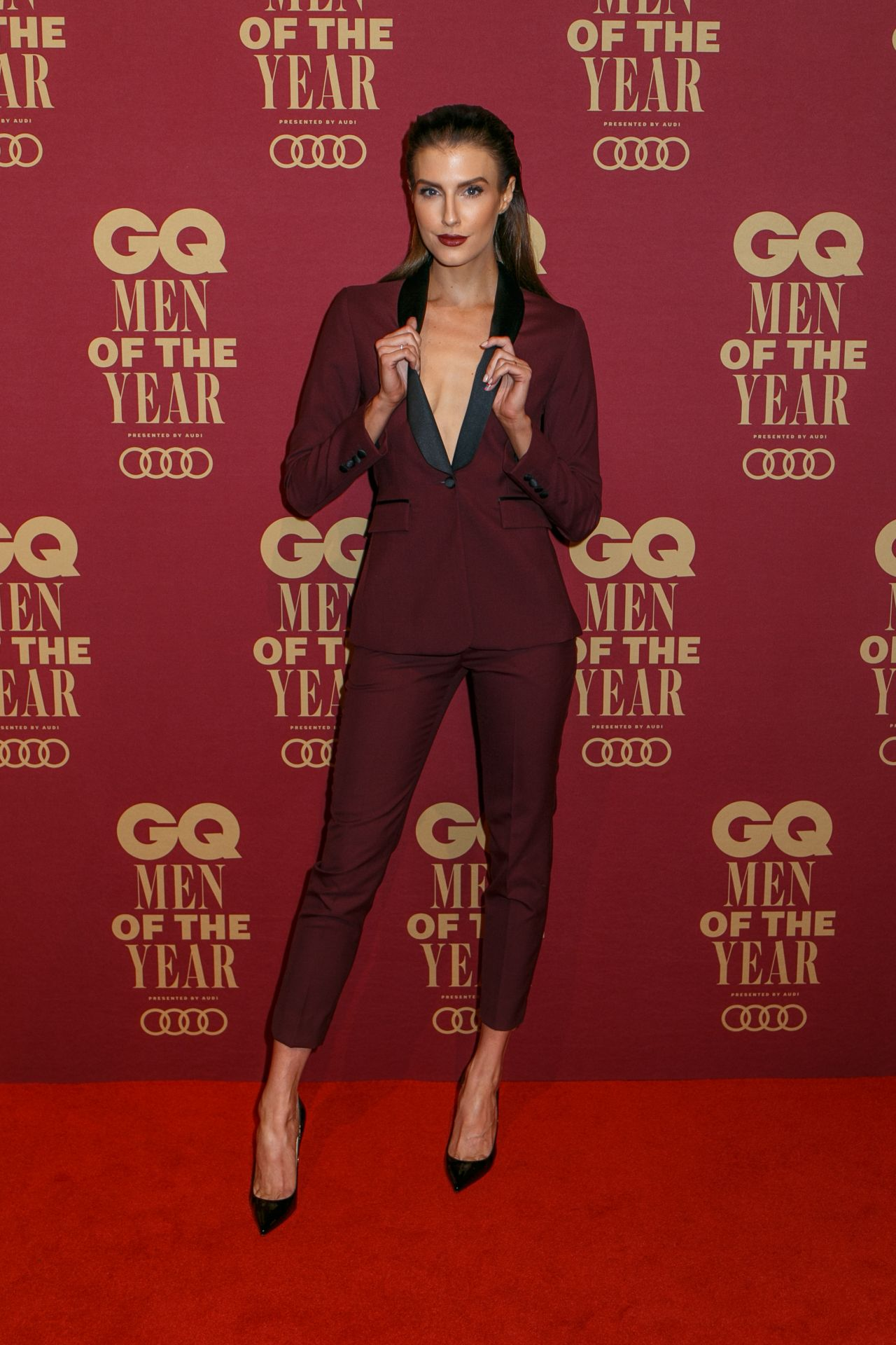 Erin Holland – 2017 GQ Men Of The Year Awards in Sydney