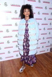 Esperanza Spalding – The Children's Monologues Benefit in New York 11/13/2017