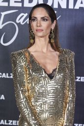 Eugenia Silva at Calzedonia Party in Madrid