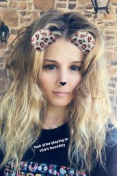 Eugenie Bouchard - Social Media 11/06/2017