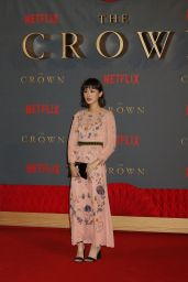 "Evelyn Choi – ""The Crown"" TV Show Premiere in London"