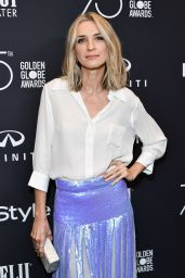 Ever Carradine – HFPA and InStyle Celebrate Golden Globe Season in Los Angeles 11/15/2017