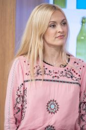 Fearne Cotton - Sunday Brunch TV Show in London 11/26/2017