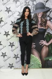 Federica Nargi - Presents Beachwear Capsule Collection in Milan