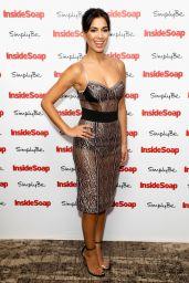 Fiona Wade at Inside Soap Awards 2017 in London
