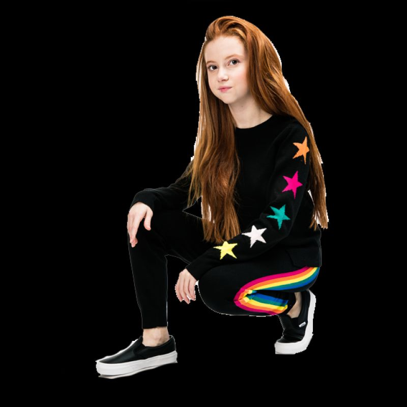 Francesca Capaldi Me N U Clothing Fall 2017 Photoshoot