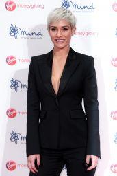 Frankie Bridge – Virgin Money Giving Mind Media Awards 2017 in London