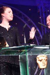 Freya Mavor – British Academy Scotland Awards 2017 in Glasgow