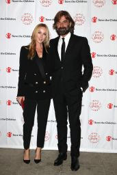 Frida Giannini – Save the Children Charity Party in Milan 11/15/2017