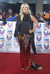Gaby Roslin – Pride of Britain Awards 2017 in London