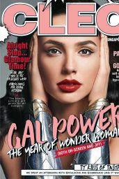 Gal Gadot - Cleo Magazine Singapore December 2017 Issue