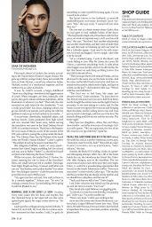 Gal Gadot - Elle Magazine USA December 2017 Issue