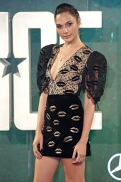 """Gal Gadot  - """"Justice League"""" Photocall in London 11/04/2017"""