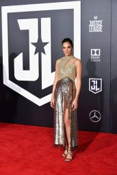 "Gal Gadot - ""Justice League"" Red Carpet in Los Angeles"