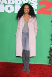 """Garcelle Beauvais – """"Daddy's Home 2"""" Premiere in Westwood"""