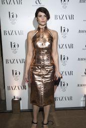 Gemma Arterton – Harper's Bazaar Woman of the Year Awards 2017 in London