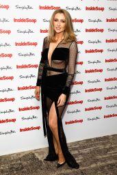 Gemma Merna at Inside Soap Awards 2017 in London