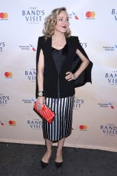 Geneva Carr – Opening Night for The Band's Visit in New York 11/10/2017
