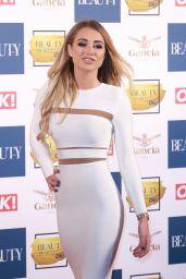 Georgia Harrison – Beauty Awards With OK! in London
