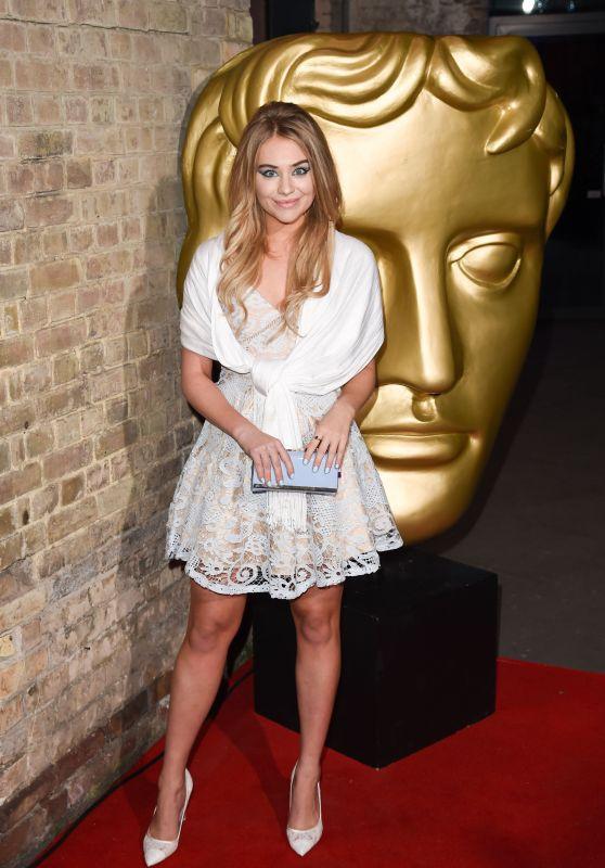 Georgia Lock – BAFTA Children's Awards 2017 in London