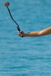 Georgina Leigh Cantwell in Bikini - Barbados 11/07/2017