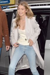 Gigi Hadid Arrives to Gigi x Maybelline VIP Party London 11/07/2017
