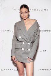 Gigi Hadid - Gigi Hadid x Maybelline New York International Launch Party 11/03/2017