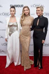Gigi Hadid - Glamour Women of the Year 2017 in New York City
