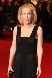 Gillian Anderson - The Crown Season 2 Premiere in London 11/21/2017