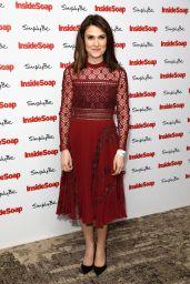 Gillian Kearney at Inside Soap Awards 2017 in London